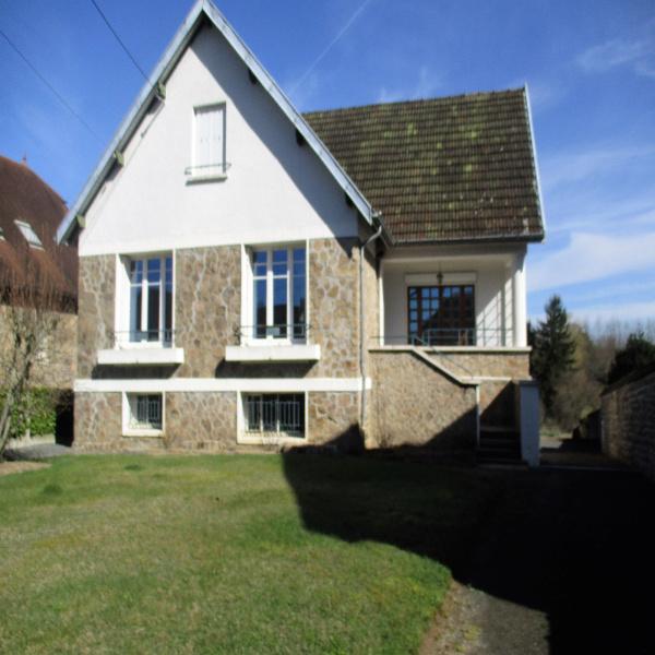 Offres de vente Maison de village Luzy 58170